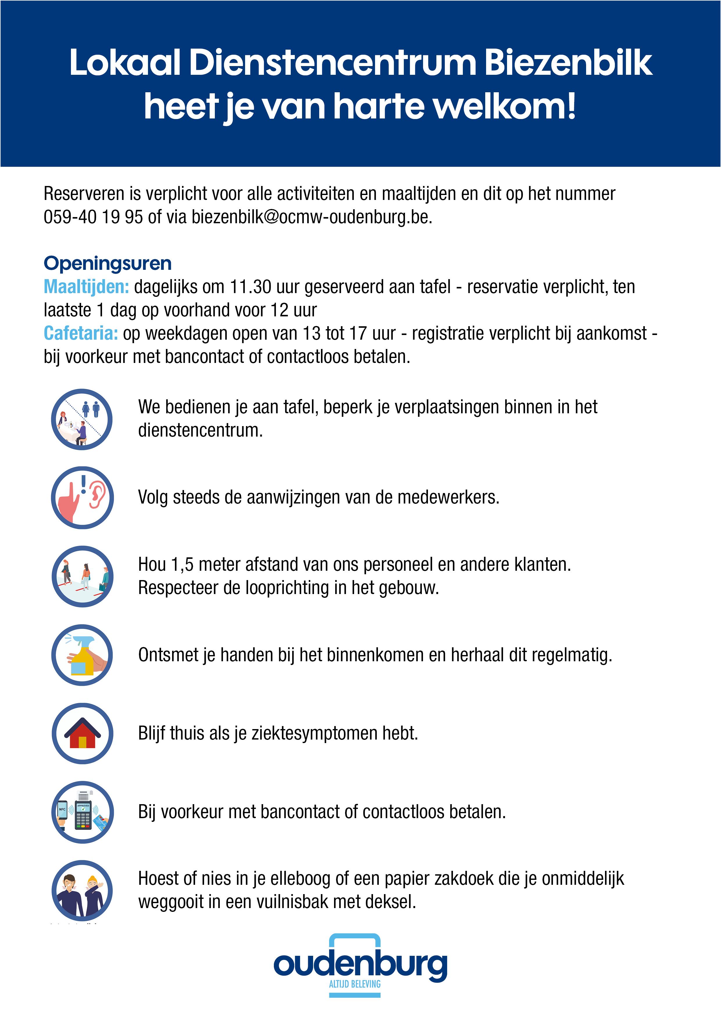 LDC Biezenbilk vanaf 1 juli 2020