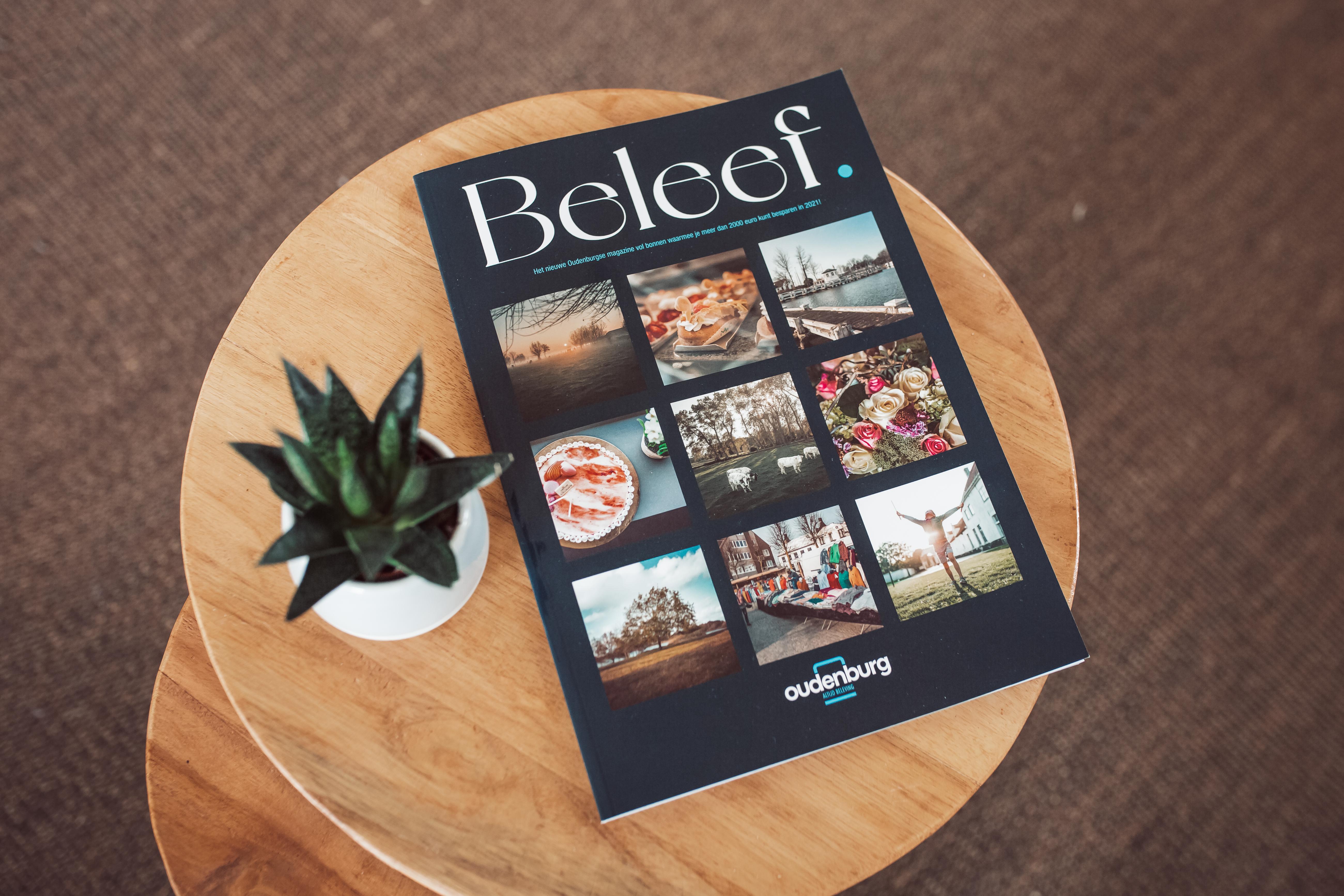 Beleef-magazine